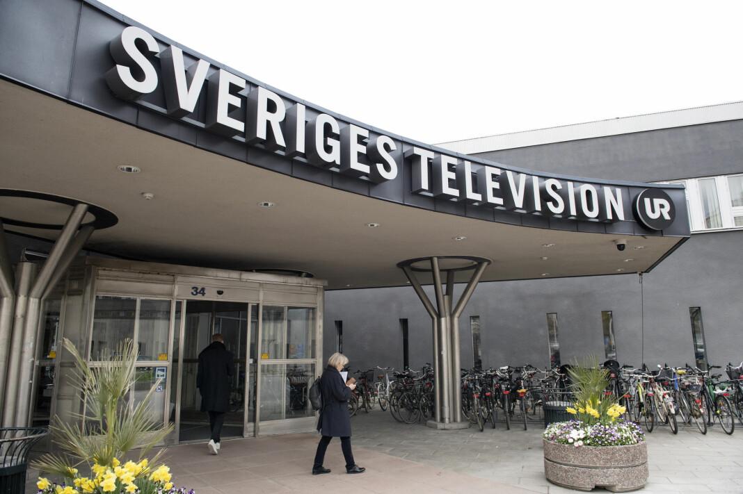 Sveriges Television vil ikke lenger tillate ansatte å ha Tiktok-appen på sine jobbtelefoner.