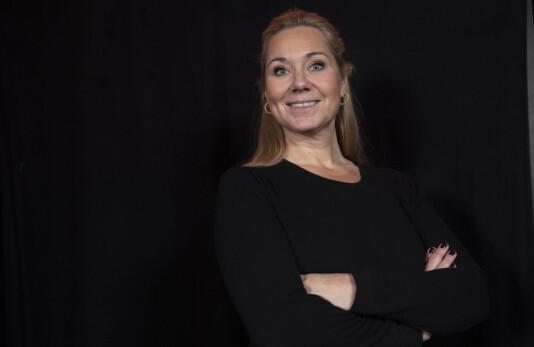 Tine Austvoll Jensen forlater Discovery
