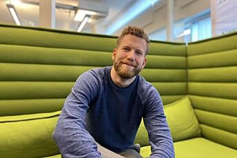 Henrik Østensen Heldahl blir fast ansatt som politisk journalist i Nationen