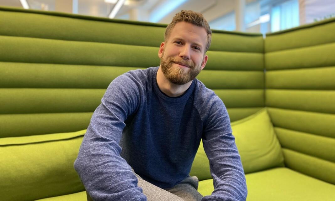 Henrik Østensen Heldahl går fra NRK til Nationen.