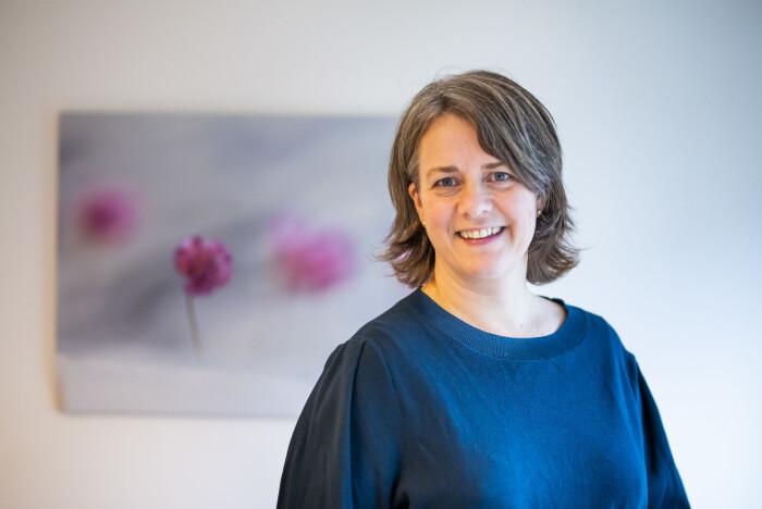 Nyhetsredaktør Astrid Dalehaug Norheim i Dagen, har hatt som mål å løfte hele redaksjonen med ukentlig kompetanseheving.