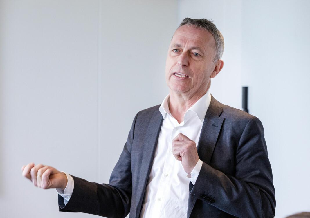 Are Stokstad, konsernsjef i Amedia, har inngått en avtale med Nasjonalbiblioteket om å gjøre 500.000 av konsernets avisutgaver åpent tilgjengelig for publikum.