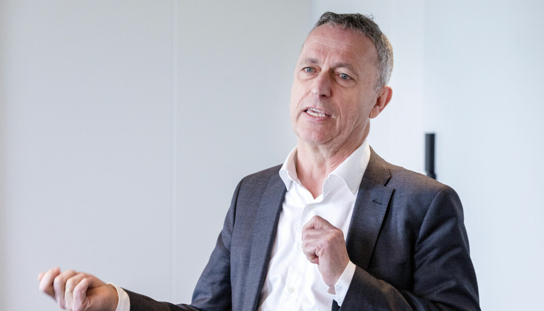 Are Stokstad melder sin avgang etter syv år som konsernsjef i Amedia.