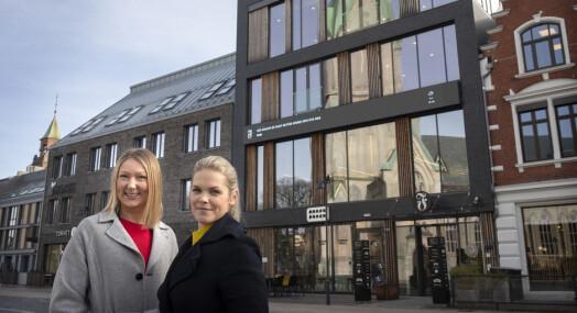 Mailinn Blandkjenn Mersland og Siri Andresen til ledergruppa i Fædrelandsvennen