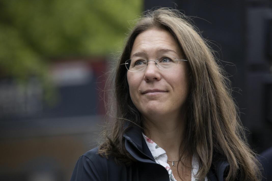 Jurist og ytringsfrihetsekspert Anine Kierulf takket nei til å bli leder av regjeringens nye Ytringsfrihetskommisjon.