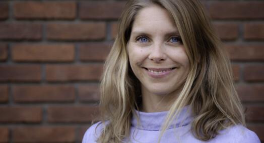 Ida Søraunet Wangberg blir journalist i Fagbladet