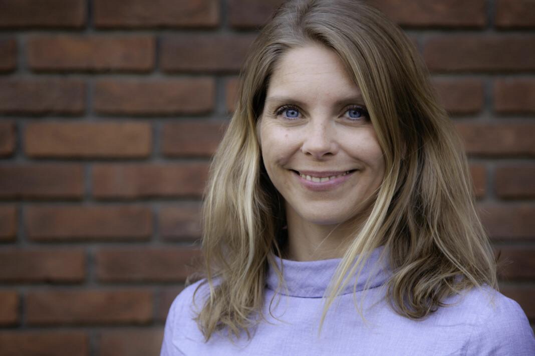 Ida Søraunet Wangberg blir journalist i Fagbladet.