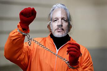 Leger advarer om Storbritannias behandling av Julian Assange