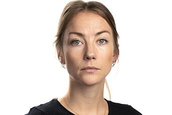 Hanne Christiansen er ansatt i Aftenposten/E24