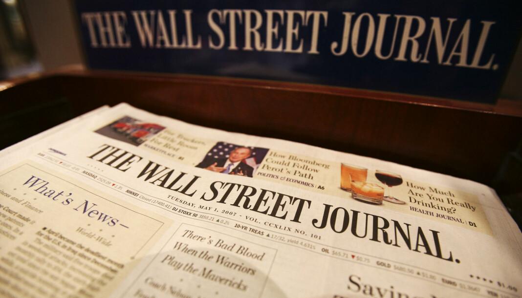 Utvisningen av WSJ-journalistene framstår som en gjengjeldelse for USAs innstramming overfor kinesiske medier dagen før.