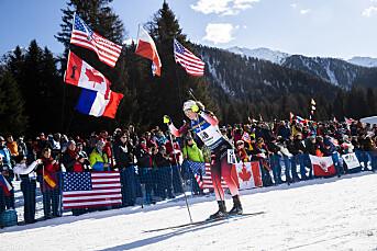 NRK og TV 2 deler skiskytter-rettigheter fram til 2026
