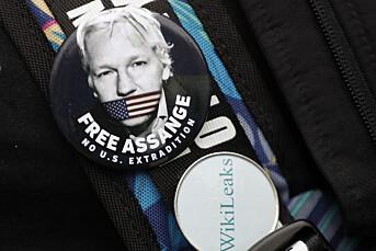 The Guardian: Trump lovet å benåde Assange