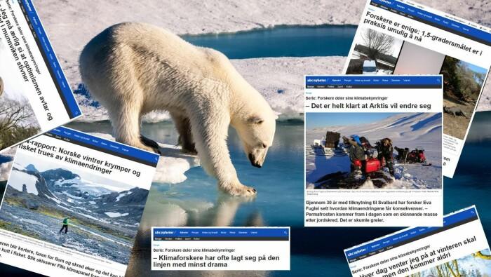 Slik dekker ABC Nyheter klima