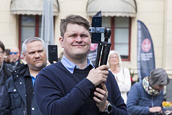 Ønsker Hanna Relling Berg å hindre kritikk av landets mektigste?