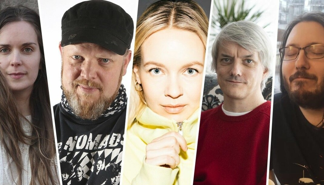 Mari Brenna Vollan, Egon Holstad m.fl., Christine Dancke, Audun Vinger og Filip Roshauw er nominert til «Årets musikkjournalistikk 2019».