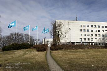 To NRK-korrespondenter takker for seg
