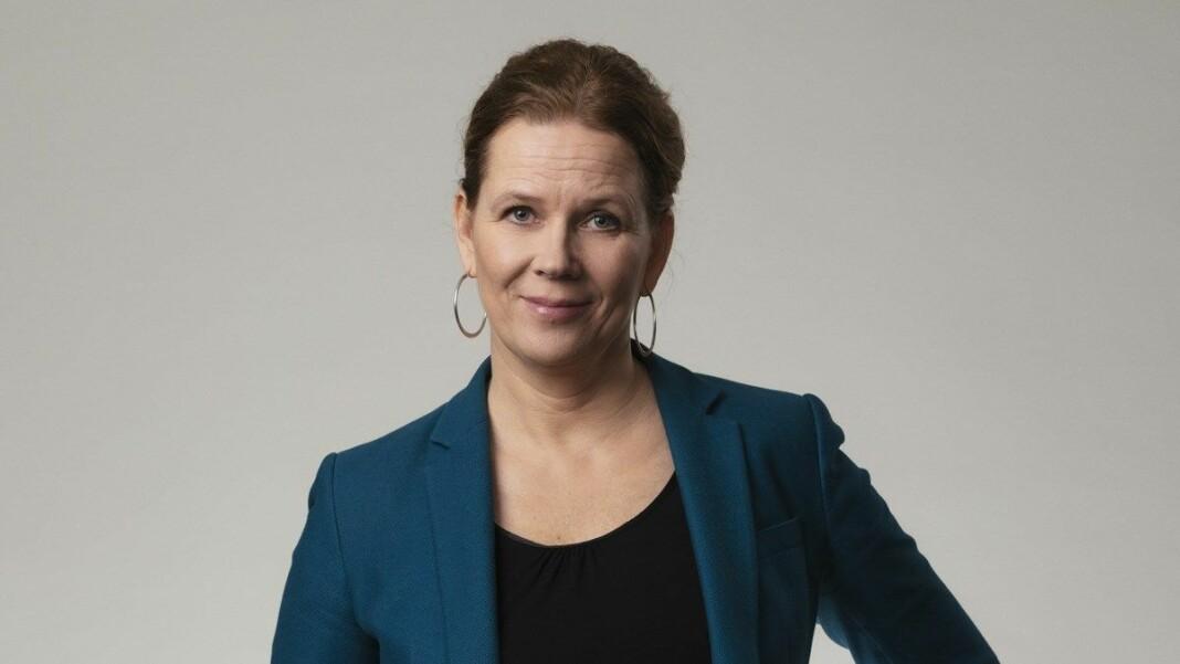 Marie-Louise Kristola går fra å være programleder til å bli SRs første klimakorrespondent.