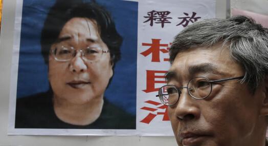 Svensk forlegger dømt til fengsel i Kina