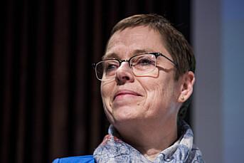 Peker på Oslo som den eneste reelle redaksjonelle blindsonen i Norge