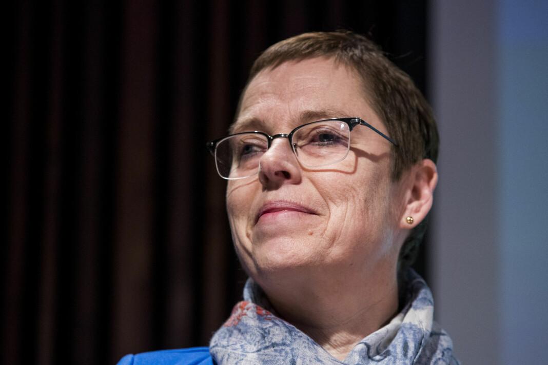 Direktør Mari Velsand i Medietilsynet presenterer tirsdag for første gang en samlet oversikt over det norske avsendermangfoldet.