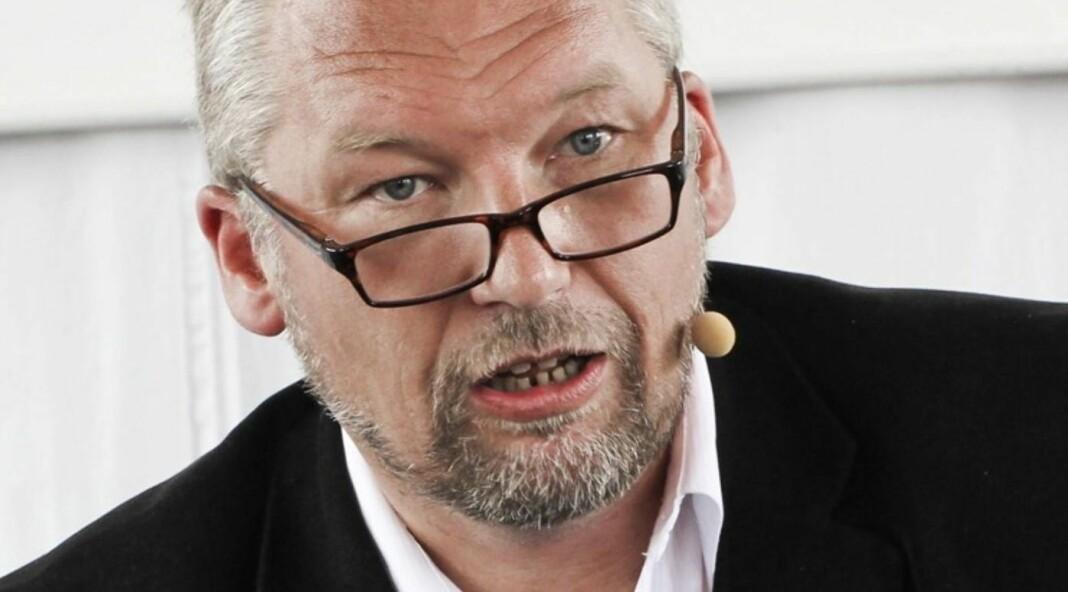 Sjefredaktør Ove Mellingen skrev selv kommentaren «Mafiametoder i fjellheimen».