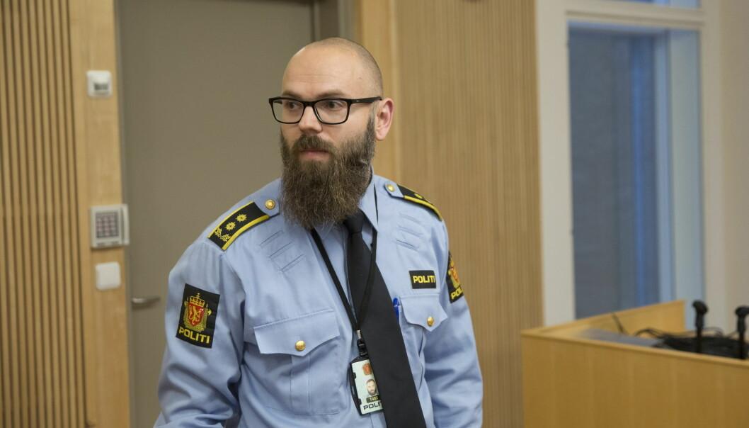 Politiadvokat Bernt Olav Bryge har ansvaret for etterforskningen av hackingen av Dagbladet i fjor høst.