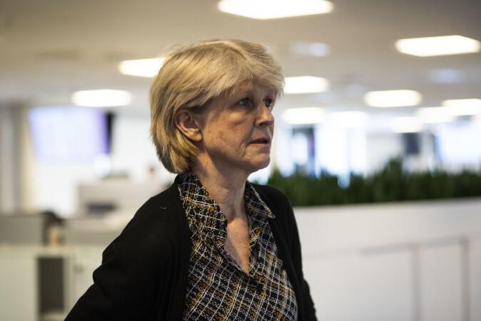Gravesjef Siri Gedde-Dahl har vært både journalist og reportasjeleder i arbeidet med «Glidens pris».