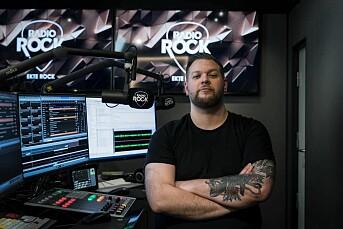 Jørn Kaarstad går til Radio Rock