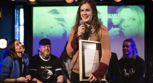 Vinner prisen for «Årets musikkjournalistikk»