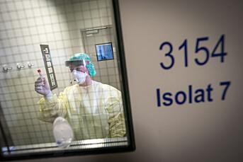 Mener at overdekning av koronaviruset kan legge press på myndighetene
