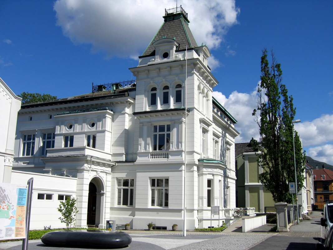 Universitetsledelsen ved UiB holder til i Muséplass 1.