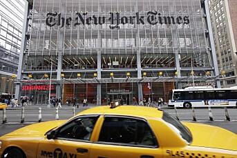 New York Times-spaltist om egen avis: Suksessen utgjør en trussel for andre mediehus