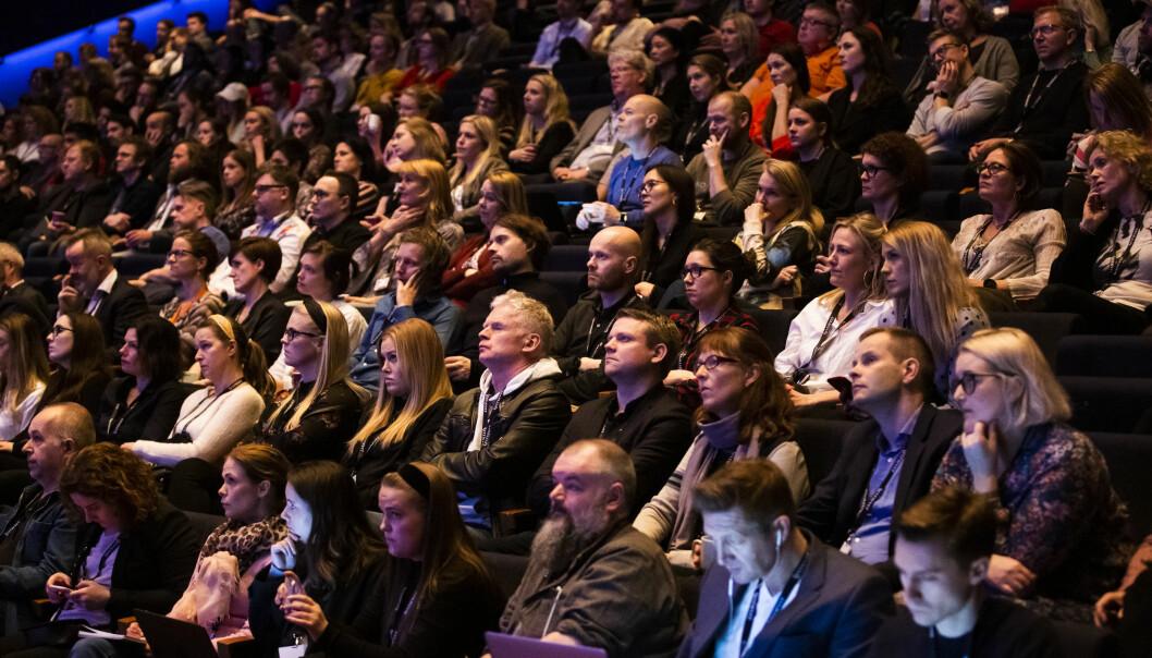 Skup-konferansen i Tønsberg har mer enn 600 påmeldte per nå.