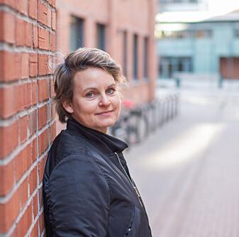 Medieviter Karoline Ihlebæk.