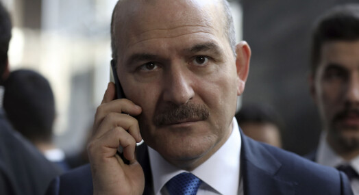 Tyrkiske journalister fengslet etter omtale av begravelse