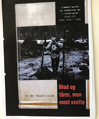 Dette utdraget fra en bok om krigen fikk VG først ikke innsyn i.