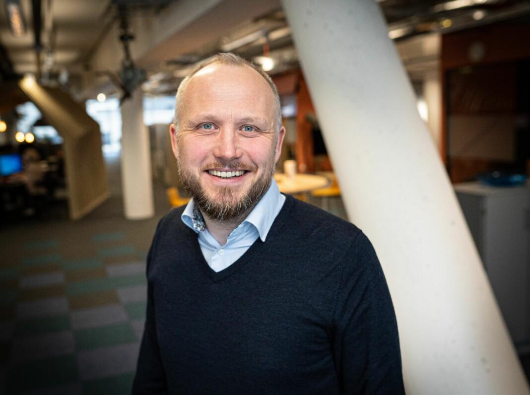 Rune Møklebust er ansatt som ny regionredaktør i NRK Vest.