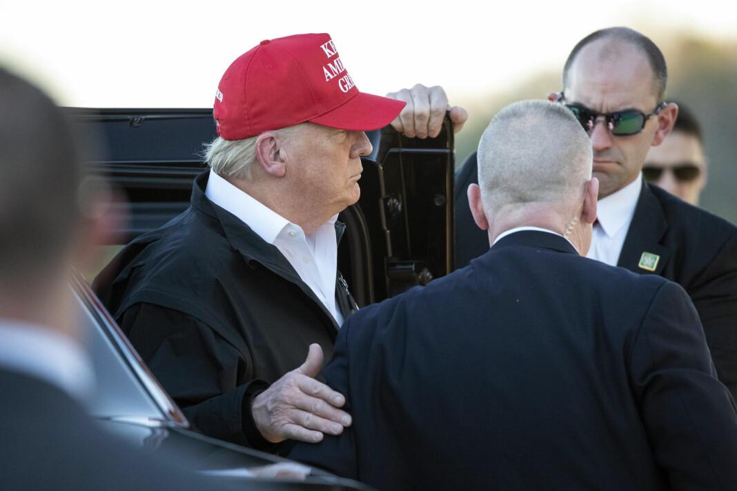 President Donald Trumps valgkamp saksøker CNN, Washington Post og New York Times for det som kalles falske og ærekrenkende kommentarer.