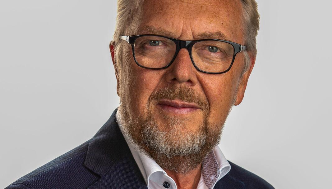 Arild Kveldstad er ansatt som rådgiver i Norsk Presseforbund.