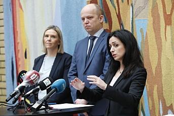 Stortinget enige: Frilansere får hjelp