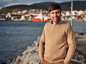 Arne Reginiussen, ansvarlig redaktør i Nidaros.