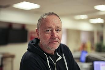 Svend Arne Vee, ansvarlig redaktør i Firdaposten.