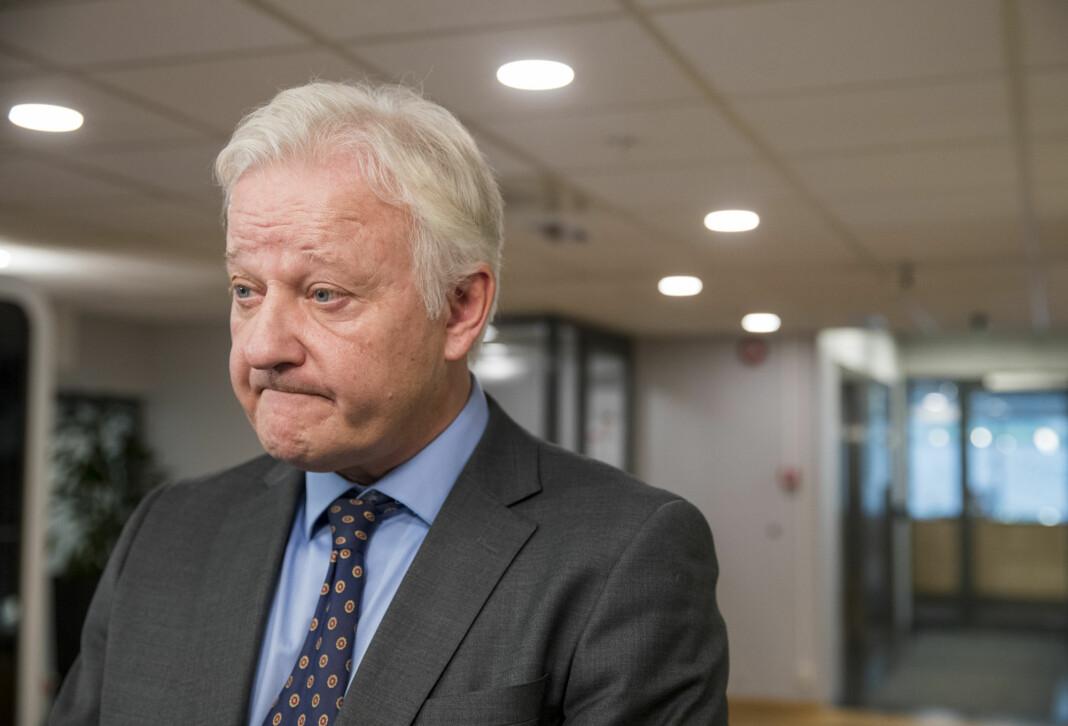 Riksadvokat Jørn Maurud ga Human Rights Service medhold i den såkalte foto-saken.