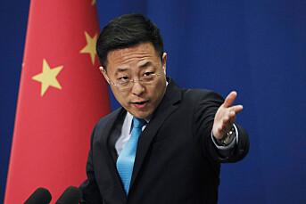 Kina kaster ut amerikanske journalister