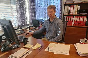Har måttet permittere ansatte: Hallingdølens påskemagasin er redusert med over halve opplaget