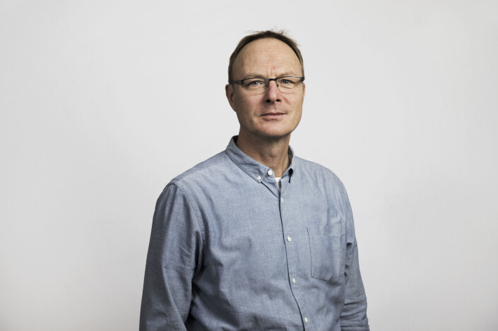 Ansvarlig redaktør Christian Lindhardt i danske Journalisten.