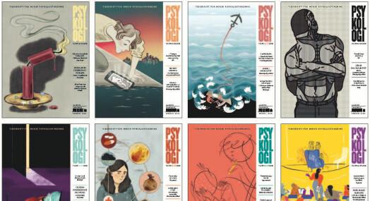 Midt i en turbulent tid er Psykologtidsskriftet kåret til Årets tidsskrift