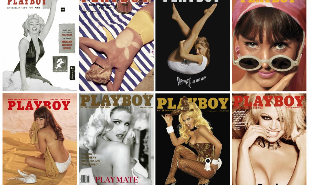 Korona stopper Playboy: Legger ned papirutgaven