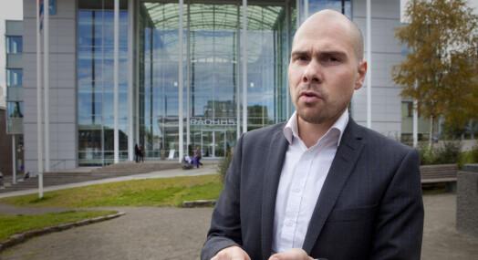 Anders Opdahl er ny konsernsjef i Amedia