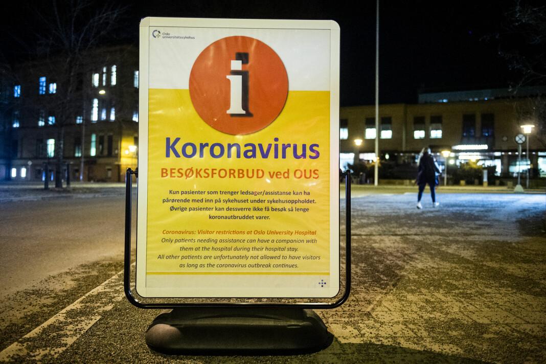 Norsk Presseforbund og Norsk Redaktørforening har sendt brev til Oslo kommune om håndtering angående informasjon om koronasmittede.